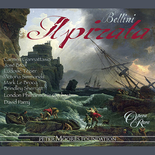 Bellini: Il pirata de David Parry