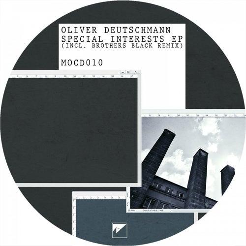 Special Interests di Oliver Deutschmann