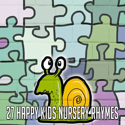 27 Happy Kids Nursery Rhymes de Canciones Infantiles