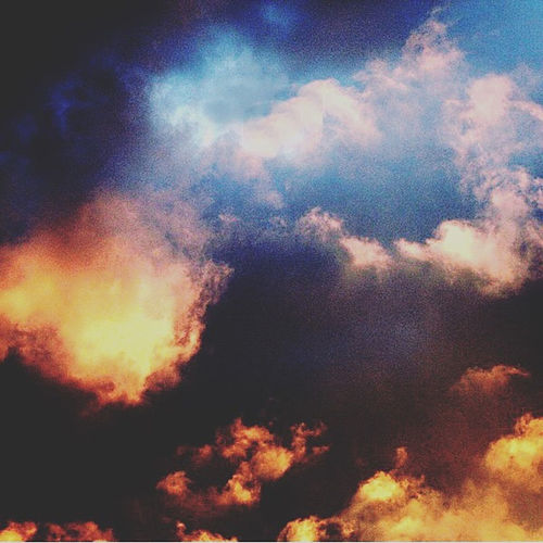 Fire In The Sky von Jahlil Beats