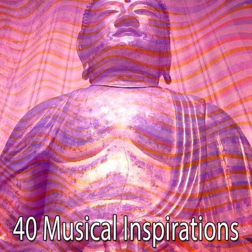40 Musical Inspirations de Meditación Música Ambiente