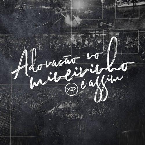 Ad6: Adoração no Mineirinho É Assim (Ao Vivo) de Colo de Deus