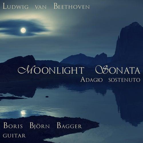 Sonata No. 14 'Moonlight' In C-Sharp Minor, Op. 27 No.2: I. Adagio Sostenuto (Arr. B.Bagger For Guitars) by Boris Björn Bagger