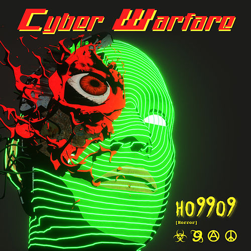 Cyber Warfare by Ho99o9
