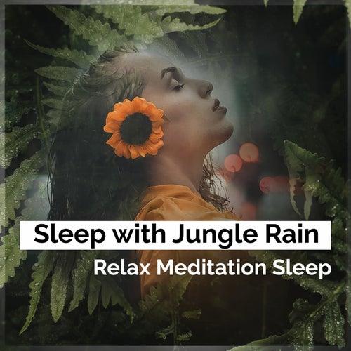 Sleep with Jungle Rain de Relax Meditation Sleep