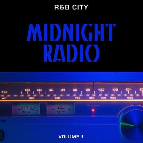 R&B City: Midnight Radio, Vol. 1 von Various Artists