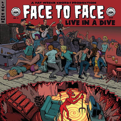 Live in a Dive by Face to Face