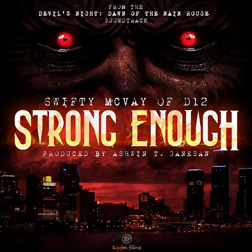 Strong Enough von Swifty McVay