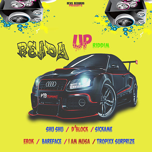 Ready Up Riddim by Various Artists