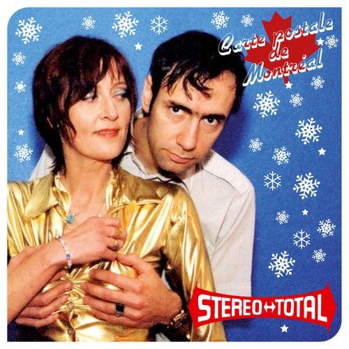Carte postale de Montréal de Stereo Total