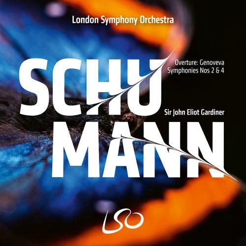 Schumann: Symphonies Nos. 2 & 4 de London Symphony Orchestra