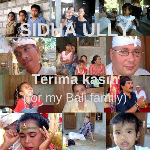Terima Kasih (For My Bali Family) de Sidha Ully