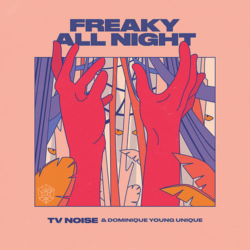 Freaky All Night by TV Noise