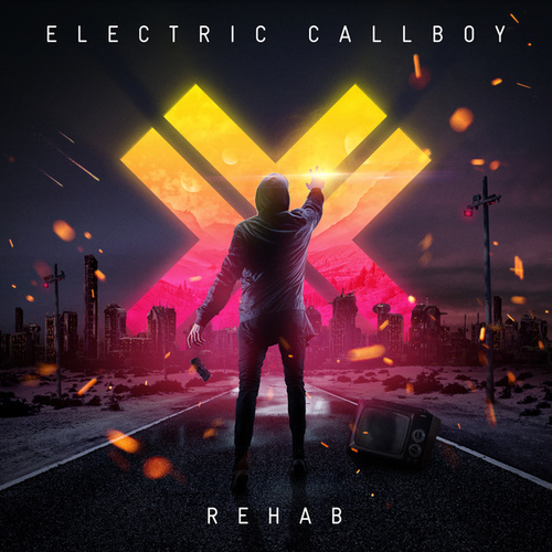 Rehab (Bonus Tracks Version) von Eskimo Callboy