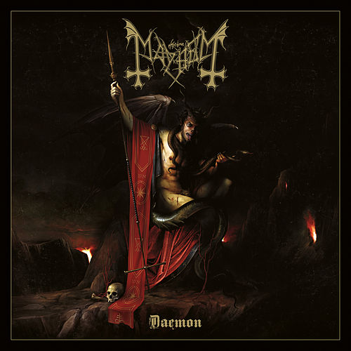 Daemon (Bonus Tracks Version) de Mayhem