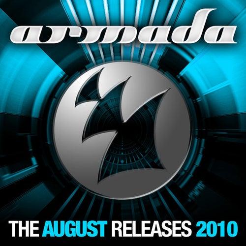 Armada August Releases - 2010 von Various Artists