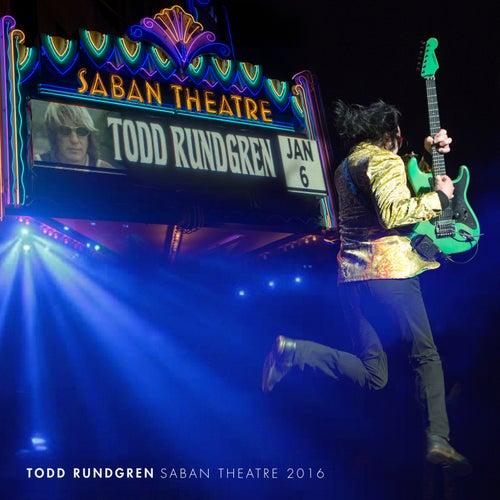 Saban Theatre 2016 (Live) von Todd Rundgren