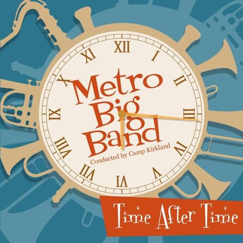 Time After Time de Metro Big Band