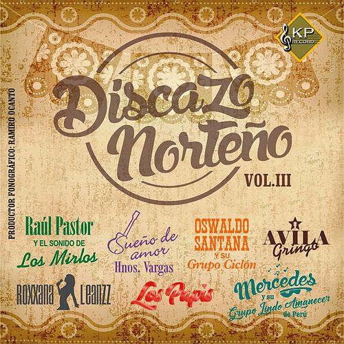 Discazo Norteño Vol. 3 de Various Artists