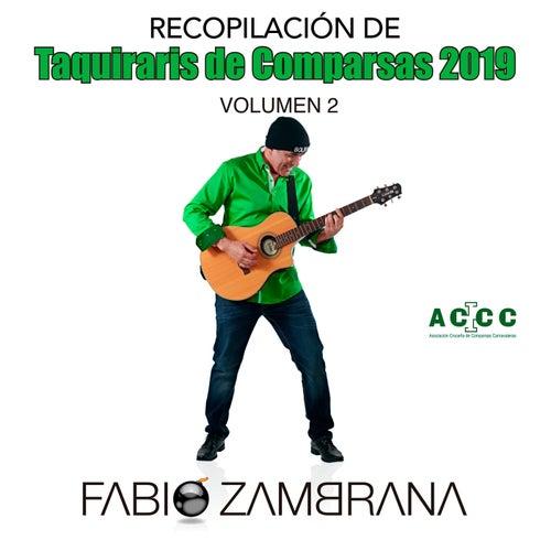 Recopilación de Taquiraris de Comparsas 2019, Vol. 2 de Fabio Zambrana