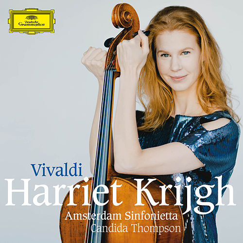 Vivaldi: Cello Concerto in F Major, RV412: 2. Larghetto by Harriet Krijgh