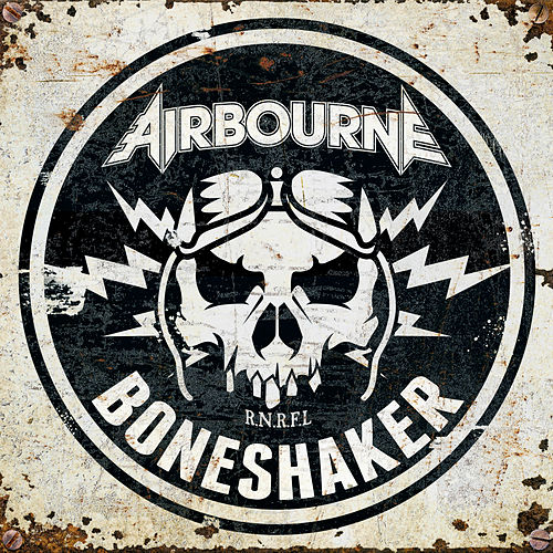 Boneshaker by Airbourne