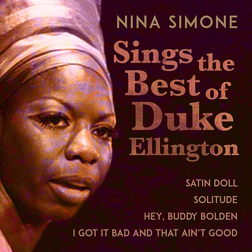 Sings the Best of Duke Ellington von Nina Simone