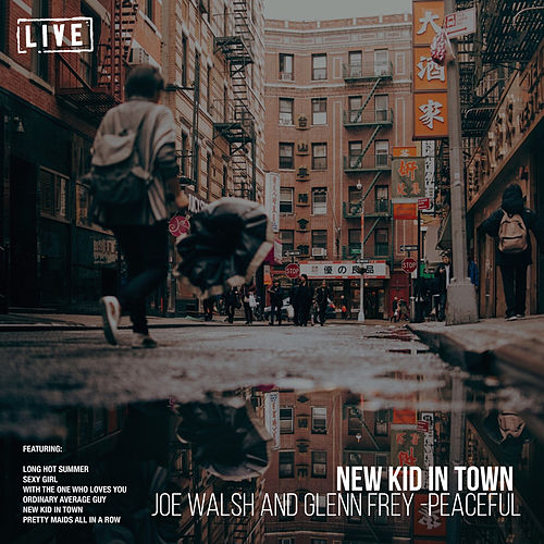 New Kid In Town (Live) de Joe Walsh