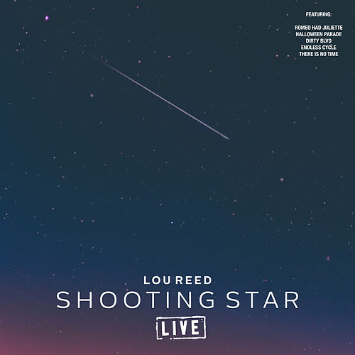 Shooting Star (Live) de Lou Reed