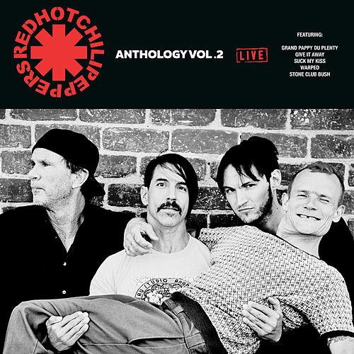 Red Hot Chilli Peppers Anthology Vol .2 (Live) by Red Hot Chili Peppers
