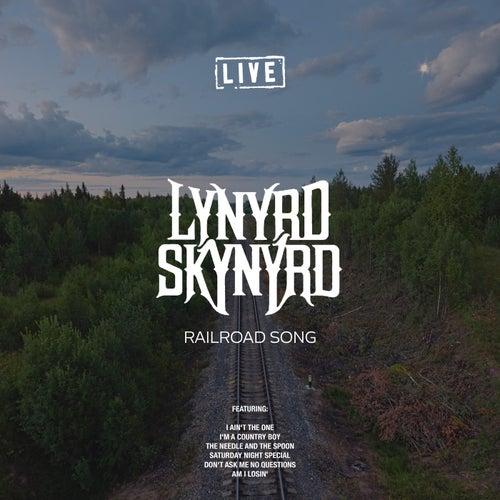 Railroad Song (Live) de Lynyrd Skynyrd