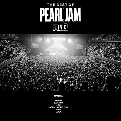 The Best of Pearl Jam Live (Live) van Pearl Jam