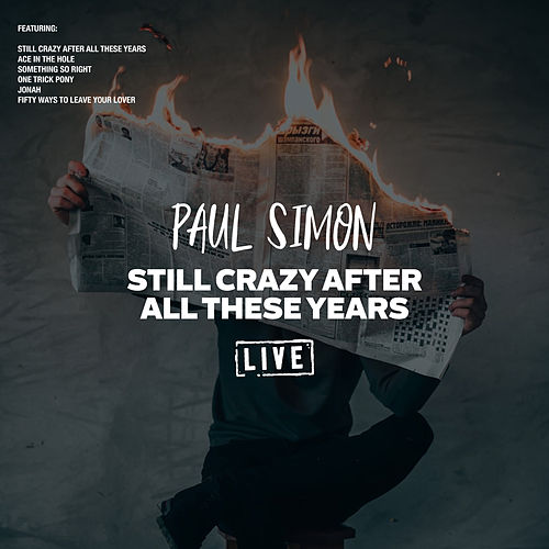 Still Crazy After All These Years (Live) fra Paul Simon