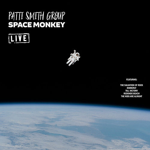 Space Monkey by Patti Smith