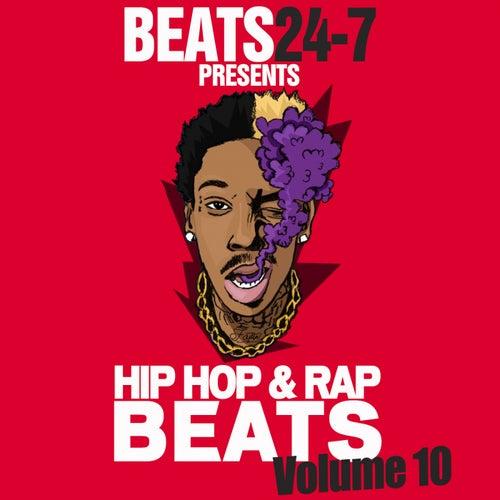 Beats24-7 - Hip Hop Beats & Rap Instrumentals Vol. 10 de Various Artists