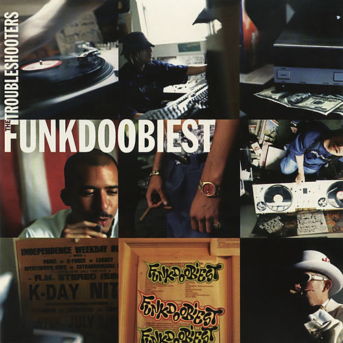The Troubleshooters de Funkdoobiest