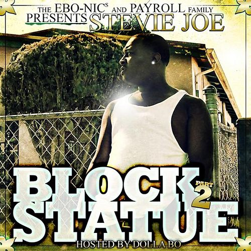 Block Statue Part 2 by Stevie Joe