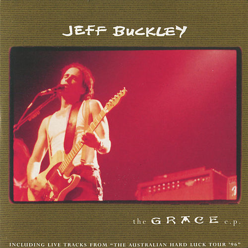 The Grace EP (Live) by Jeff Buckley