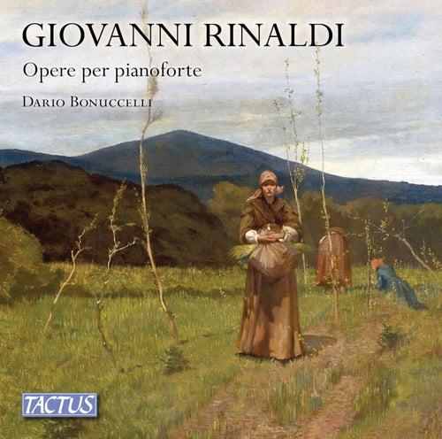 Rinaldi: Piano Works von Dario Bonuccelli