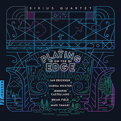 Playing on the Edge de Sirius Quartet