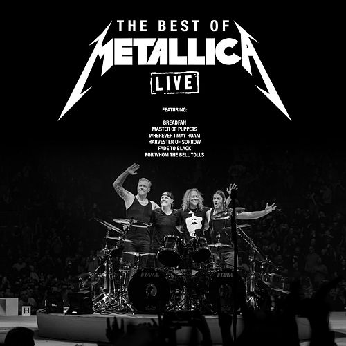 The Best of Metallica (Live) de Metallica