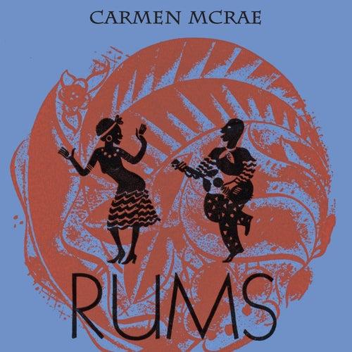 Rums by Carmen McRae