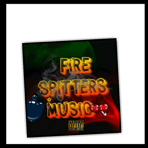 Fire Spitters Music Compilation Disc by Pulla be da man