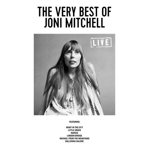 The Very Best of Joni Mitchell Live (Live) de Joni Mitchell