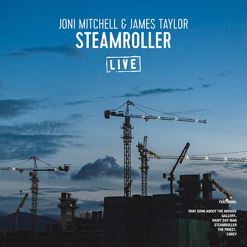 Steamroller (Live) by Joni Mitchell