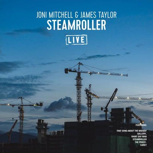 Steamroller (Live) de Joni Mitchell