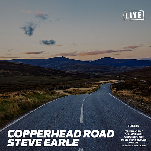 Copperhead Road (Live) de Steve Earle