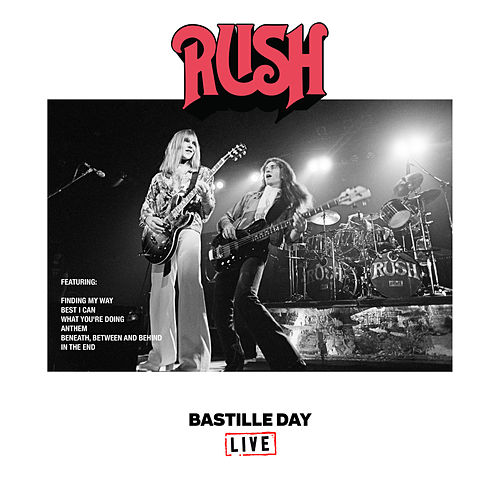 Bastille Day (Live) by Rush
