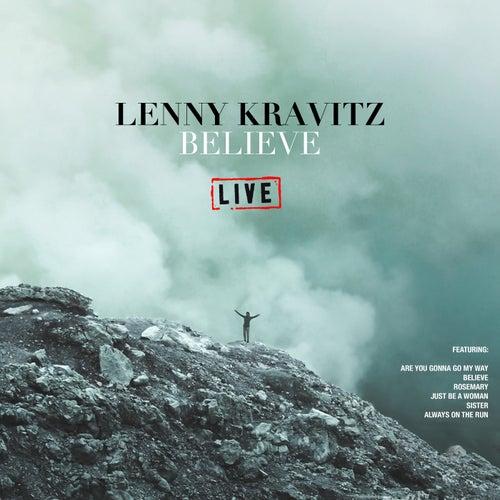 Believe (Live) von Lenny Kravitz