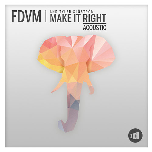Make It Right van Fdvm